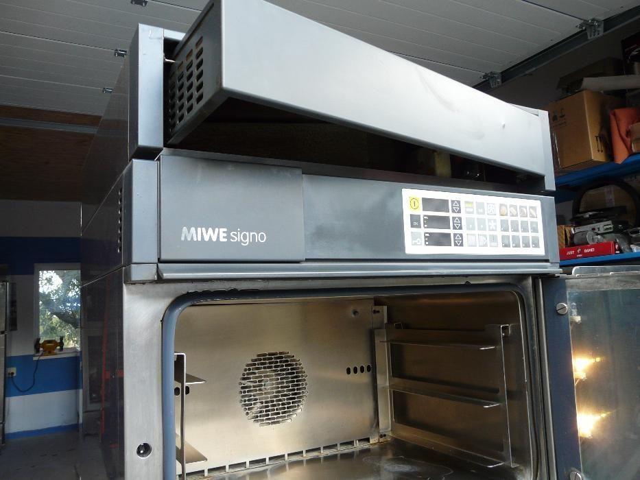Фото 2 - Конвекционная печь Miwe Signo FP(полный комплект)