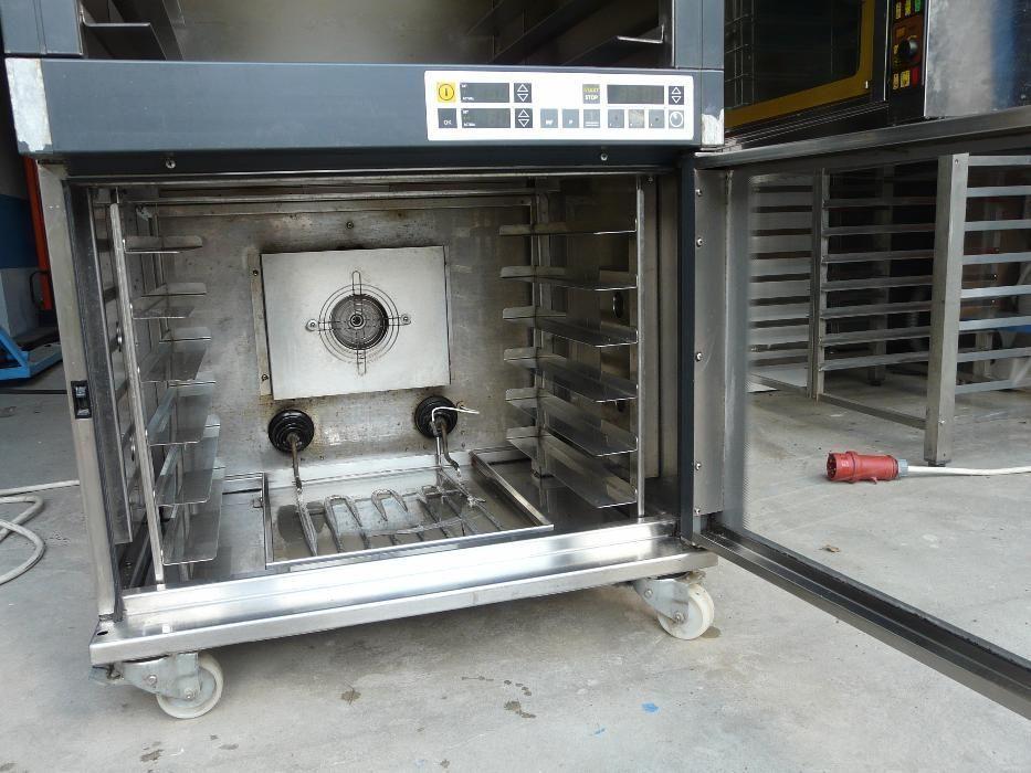 Фото 3 - Конвекционная печь Miwe Signo FP(полный комплект)