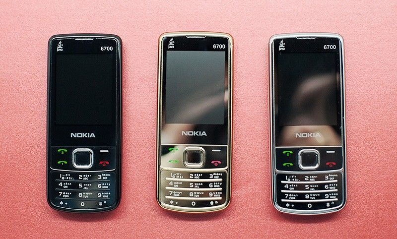 Фото - Nokia 6700 - Заводская сборка !