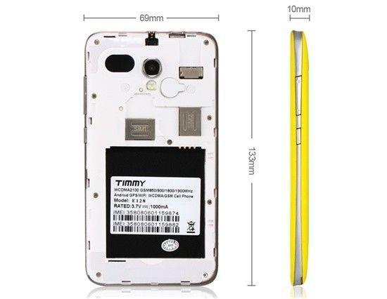 Фото 7 - Samsung Galaxy E128+ чехол подарок