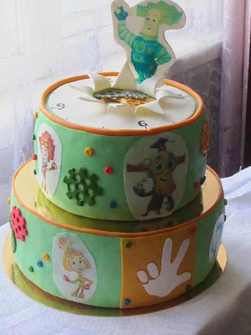 Фото - Детский торт на заказ