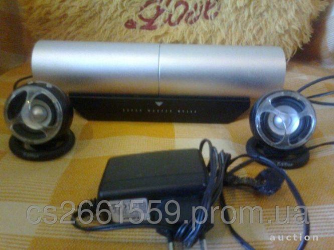Фото - Акустическая система Edifier MP300 Silver !