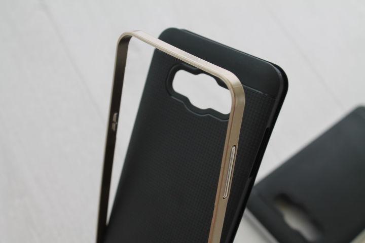 Фото 6 - бампер-чехол Samsung Galaxy J5 (j510) 2016 г.в.