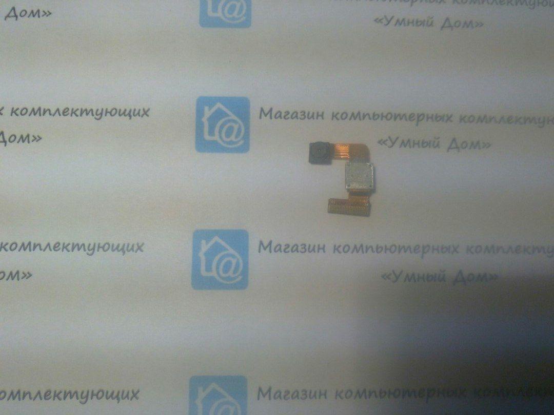 Фото - Камера тыловая, фронтальная iSonic GC0328C