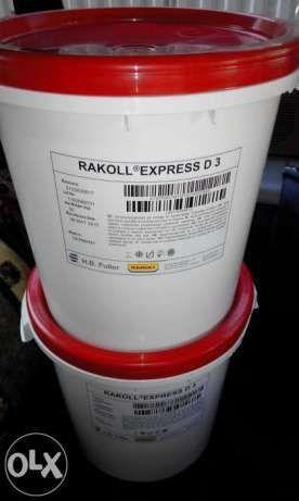 Фото - клей RAKOLL EXPRESS D3 для столярного виробництва