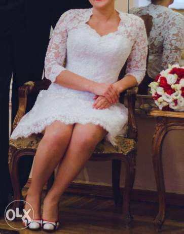 Фото 4 - Свадебное платье