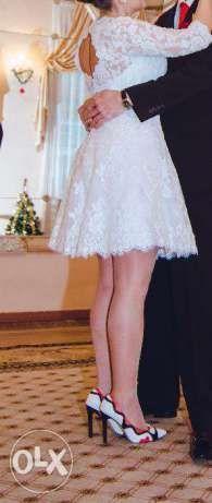 Фото 3 - Свадебное платье
