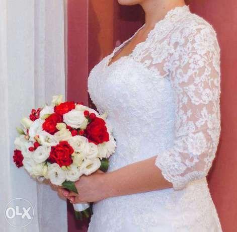 Фото 2 - Свадебное платье