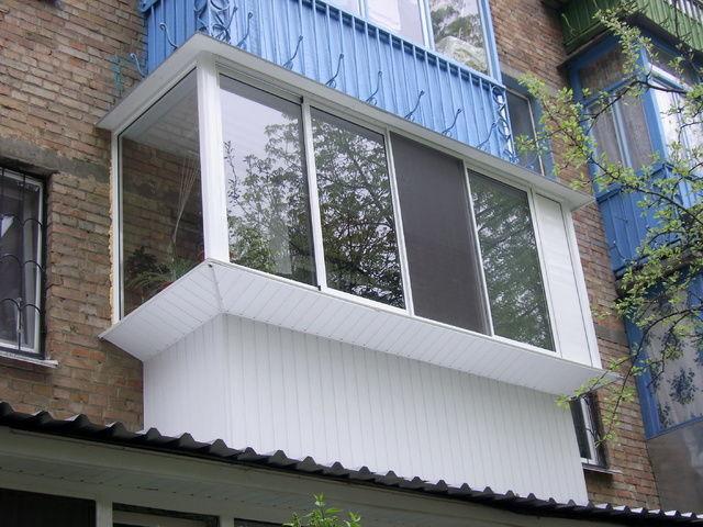 Фото 4 - Утепление балконов! Выносы и остекление. Окна и балконы под ключ.Буча