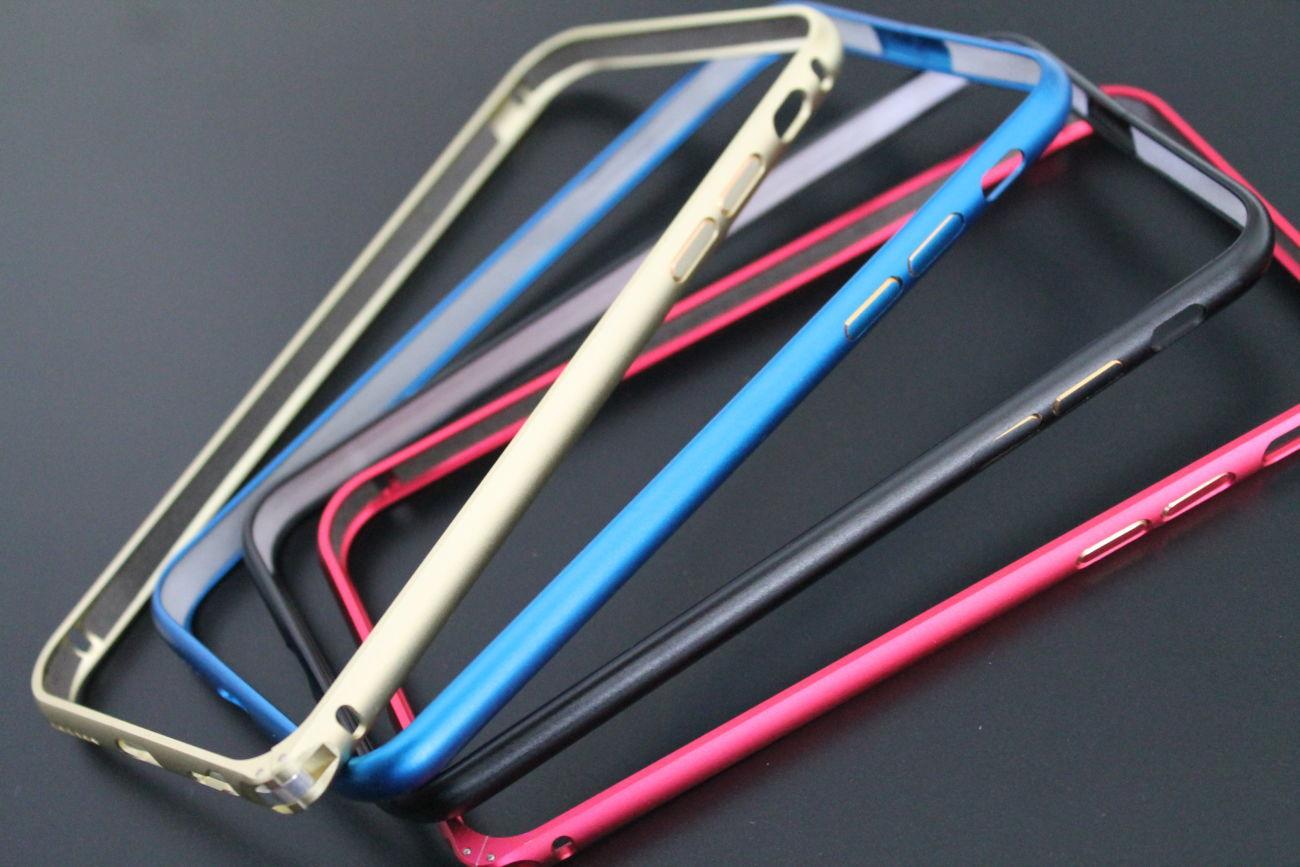 iPhone 6 6s алюминиевый бампер-рамка (ободок)